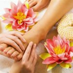 Premiere Pedicure with Aromatherapy Scrub Only $59