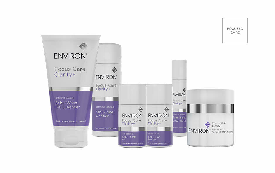 Environ: Focus Care Clarity Range