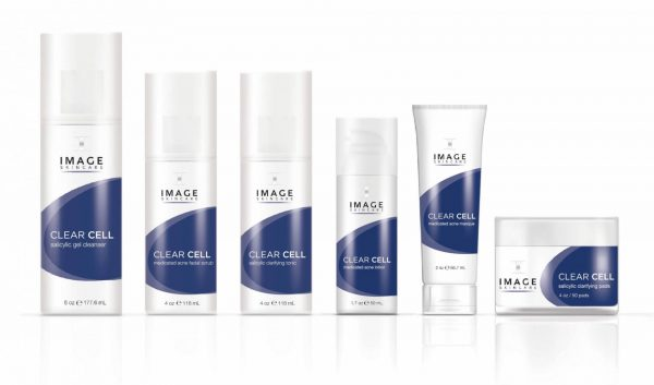 Image Skincare Clear Cell Product Range