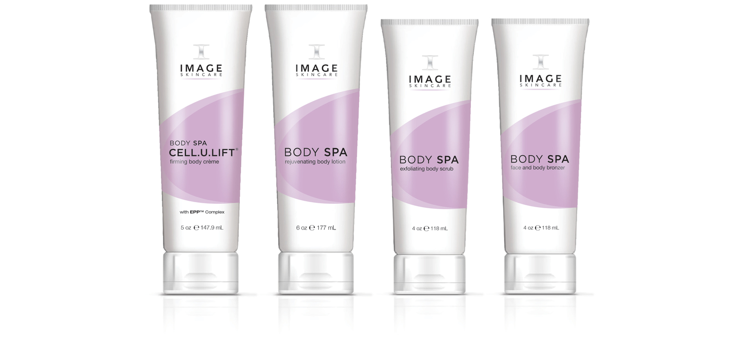 Image Skincare BODY SPA Product Collection