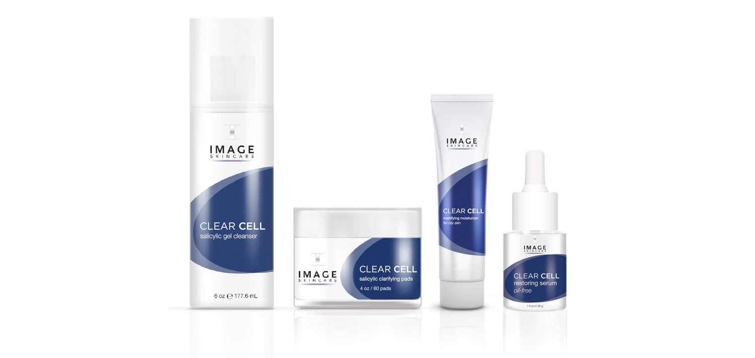 Image Skincare CLEAR CELL Product Collection