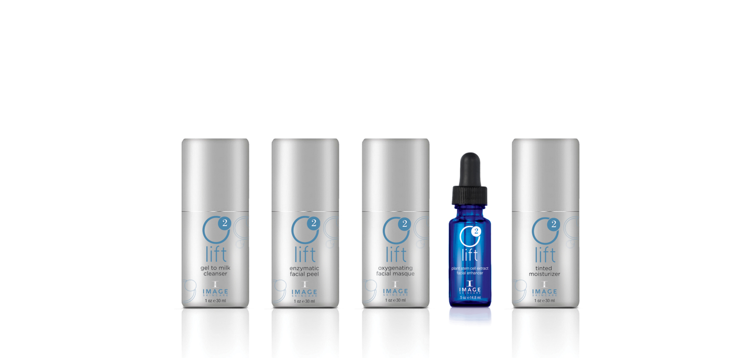 Image Skincare O2 LIFT Product Collection