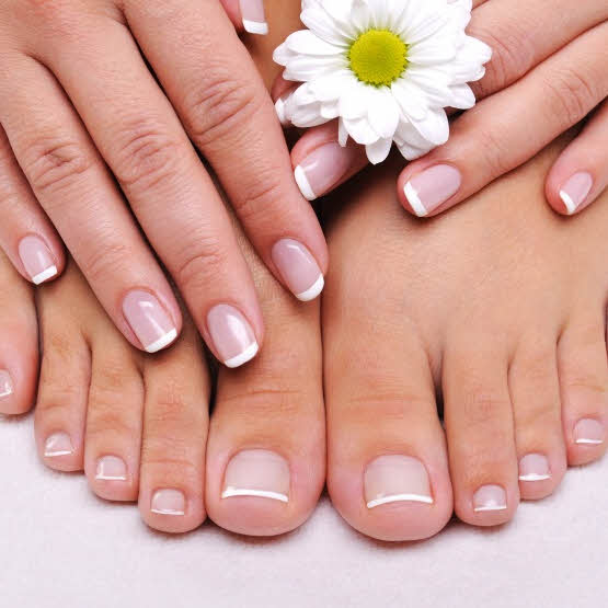 Pedicures And Shellac Gel Pedicures