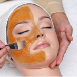 AHA Pumpkin Enzyme Dermal Peel Facial Only $80